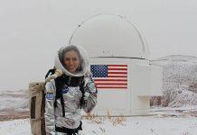 Μια Θεσσαλονικιά Επιστήμονας…Φαινόμενο στην NASA